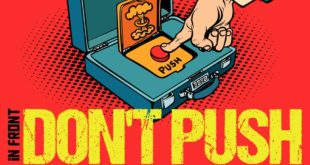 SINGLE REVIEW: Don't Push The Button by Sit Down In Front