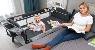 Benefits of portable cribs