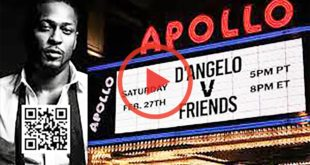Verzuz TV Live Stream D'Angelo vs Friends Instagram Online