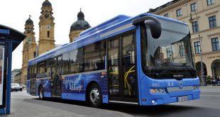 Der neue MVG Elektrobus wird auf dem 10-jährigen Jubiläum MVG Museum München präsentiert Quelle Foto: SWM/MVG