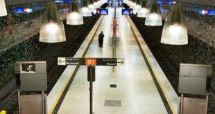 U-Bahnhof München Moosach