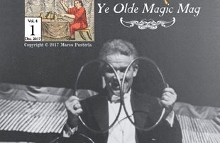 Ye Olde Magic Mag Volume 4 no. 1