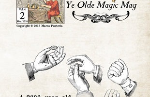 Ye Olde Magic Mag Volume 4 Issue 2 - Magic History of the 19th century