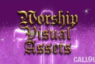 Worship, Religion, and Church-Themed Creative Presentation & Video Assets