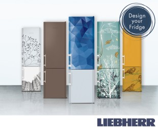Werbeaktion - Liebherr. Design your fridge