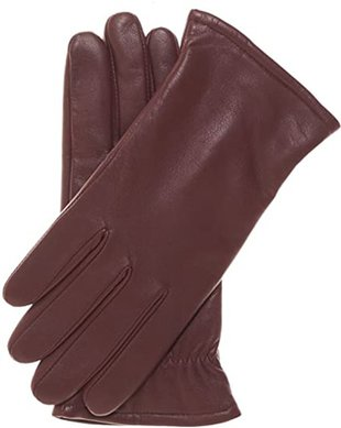 Pratt and Hart leather gloves | 40plusstyle.com