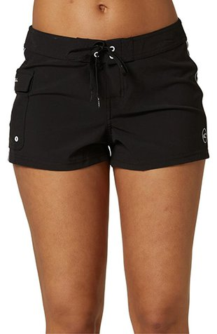 O'Neill Saltwater Solids 3-Inch Stretch Board Shorts | 40plusstyle.com