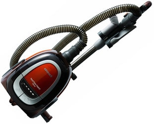 3. Expert Deluxe Canister Vacuum