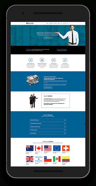 Desenvolvimento de sites e lojas virtuais responsivos
