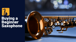 guide to buying a beginner saxophone from McGill Music Sax School