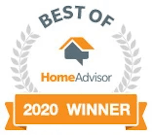 Home Advisor Best of 2020 Winner for Garage Door Repair