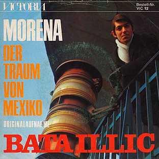 "Bata Illic - Morena (7"", Single)"