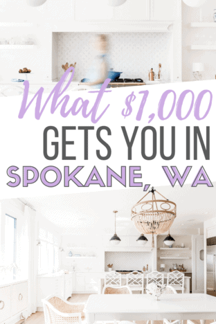 1000 rent in spokane