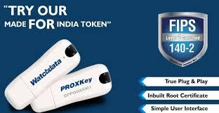 Watchdata Proxkey Token Driver Update