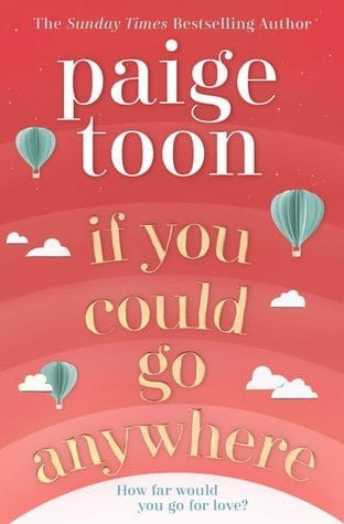 If You Could Go Anywhere Paige Toon book cover