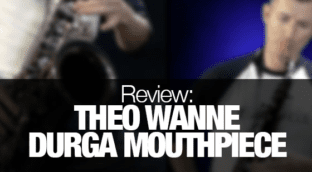 Theo Wanne Durga tenor mouthpiece review
