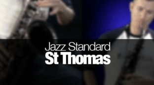 St Thomas - Sonny Rollins jazz standard played on tenor sax