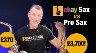 is a used sax better for beginners