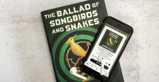 Book The Ballard of Songbirds and Snakes