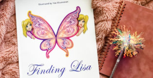 Finding Lisa by Kathy Halliday Johnston Book Review