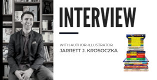 Jarrett J Krosoczka Interview