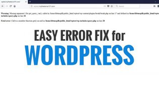 How to fix a broken WordPress Site caused by plugins