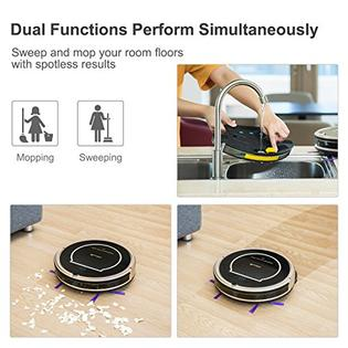 Multi-function cleaning