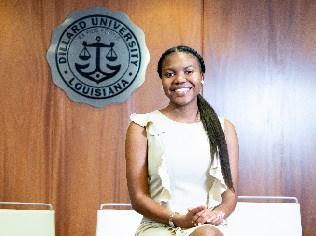 Jamaican Native Chevel Powell '19 Named Dillard University Co-Valedictorian