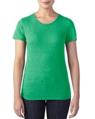 ANVIL Women's Triblend tee