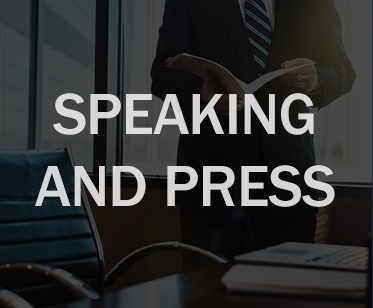 Speaking and Press
