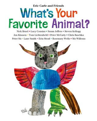 What's Your Favorite Animal? By Eric Carle
