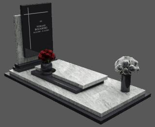 pomnik jednoosobowy