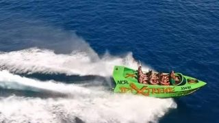 jet boat split croatia tour
