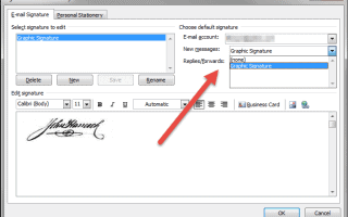 How to Add Image to Outlook Signature