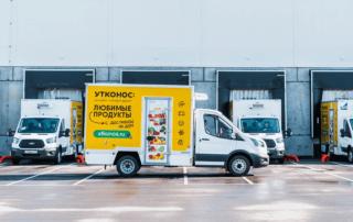Утконос запустит в Москве сеть вендинговых автоматов