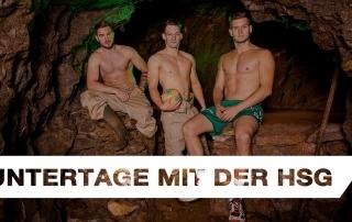 HSG Freiberg, Dachse Freiberg, Handball, Kalender, Reiche Zeche Freiberg, Untertage, Fotograf Freiberg