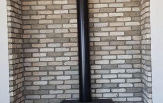 בריק רטרו פילקס - חיפוי קיר פנימי