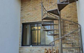 שאטו מונטילייה - חיפוי אבן קיר חיצוני