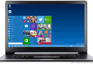 Microsoft Windows 10 Tecnical Preview yayında.