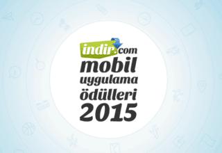 Geleneksel 2. indir.com Mobil Uygulama Ödülleri 2015 ile Silikon Vadisine…