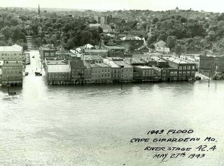 1943 flood cape girardeau MO