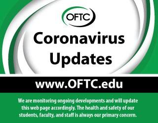 Coronavirus Updates from OFTC