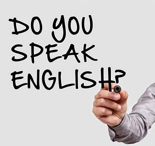 Hablar inglés