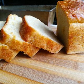 Easy No Knead Cheese Bread