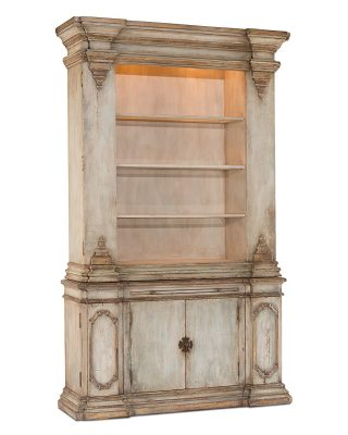 John Richard Jacaranda Bookcase