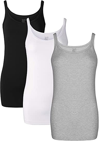 Best camisoles - Femofit bamboo rayon/modal camisole | 40plusstyle.com
