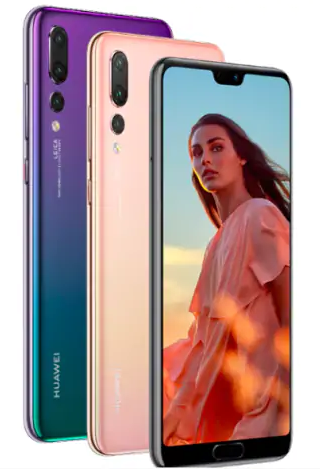 Huawei P20 Touchscreen Issue