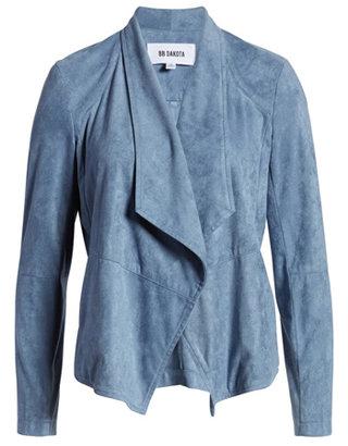 BB Dakota suede jacket | 40plusstyle.com
