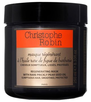Christophe Robin Regenerating Mask with Rare Prickly Pear Seed Oil | 40plusstyle.com