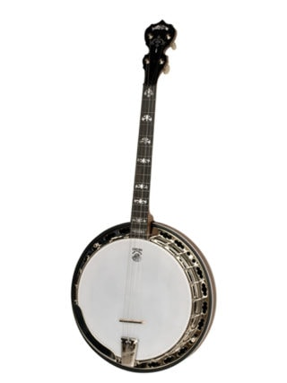 deering sierra 17 fret tenor banjo
